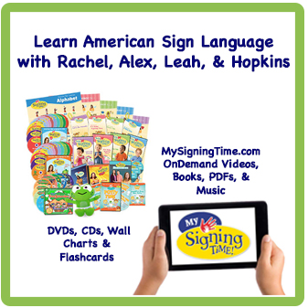 Learn American Sign Language with Rachel Coleman
